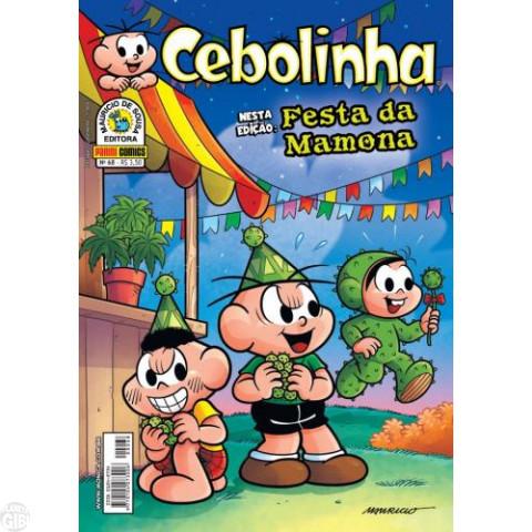 Cebolinha [3ª série - Panini] nº 068 ago/2012
