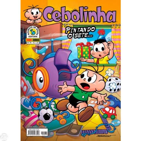 Cebolinha [3ª série - Panini] nº 070 out/2012