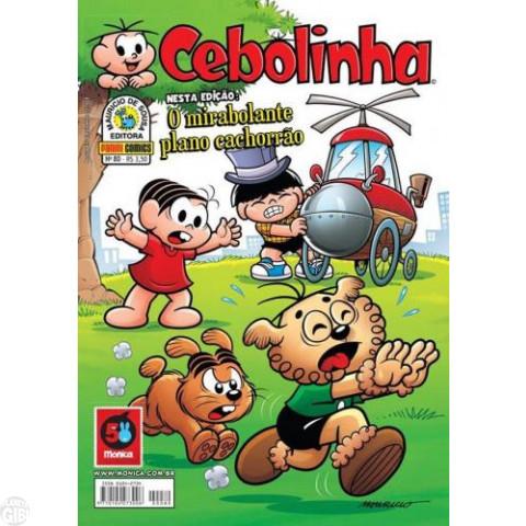 Cebolinha [3ª série - Panini] nº 080 ago/2013