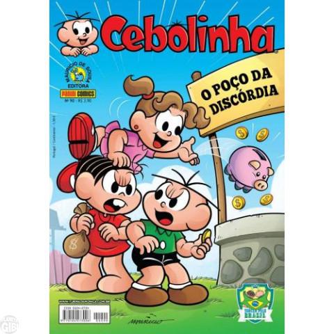 Cebolinha [3ª série - Panini] nº 090 jun/2014