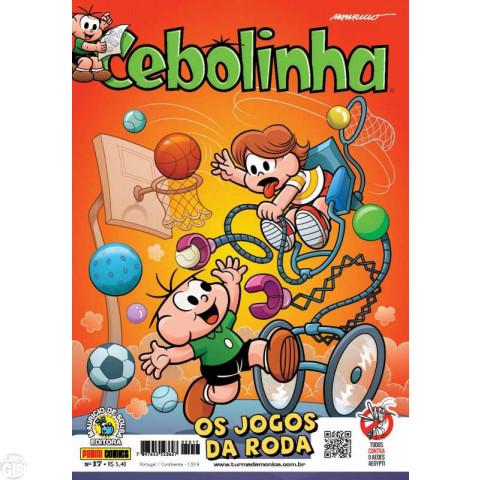 Cebolinha [4s - Panini] nº 017 set/2016