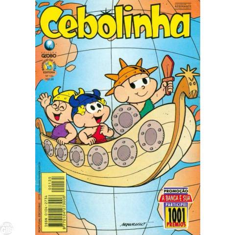 Cebolinha [2ª série - Globo] nº 135 mar/1998 - Vide detalhes