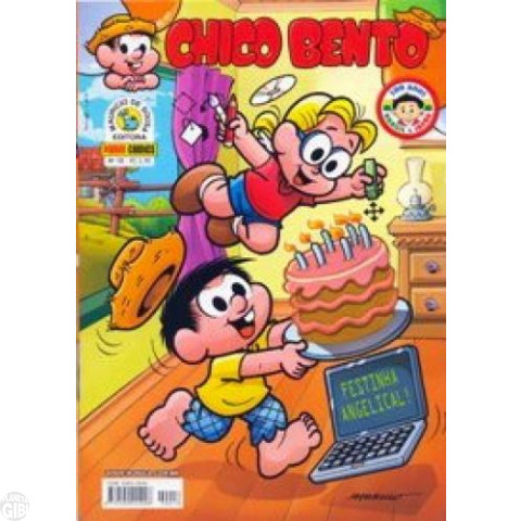 Chico Bento [3ª série - Panini] nº 018 jun/2008