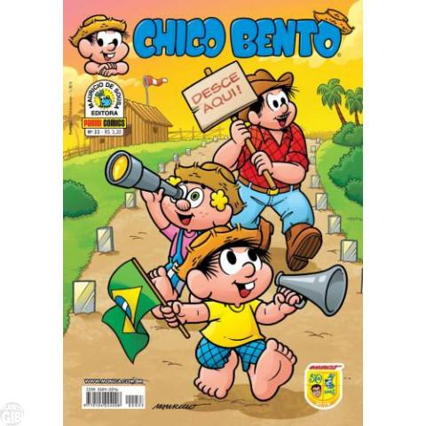 Chico Bento [3ª série - Panini] nº 033 set/2009