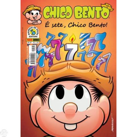 Chico Bento [3ª série - Panini] nº 067 jul/2012