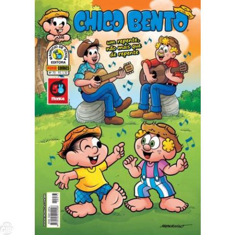 Chico Bento [3ª série - Panini] nº 073 jan/2013