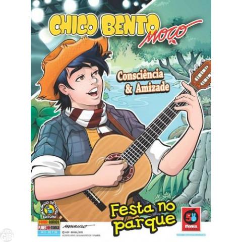 Chico Bento Moço nº 003 out/13 - Consciência e Amizade