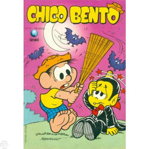 Chico Bento [2s - Globo] nº 128 dez/1991