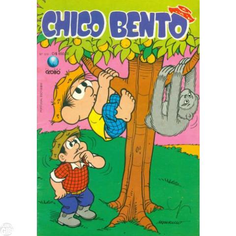 Chico Bento [2s - Globo] nº 129 dez/1991