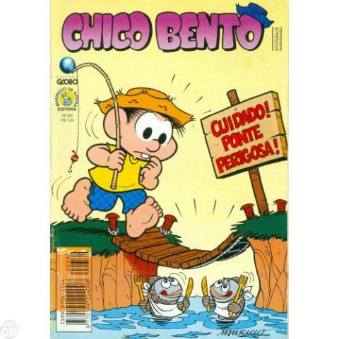 Chico Bento [2s - Globo] nº 330 set/1999