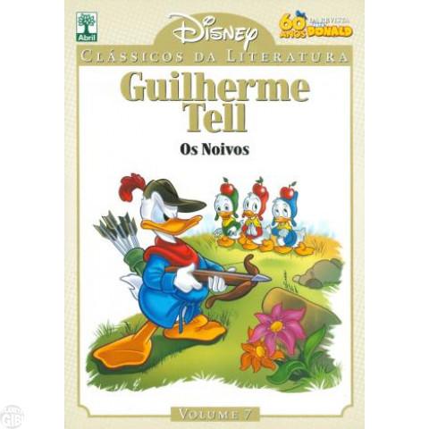 Clássicos da Literatura Disney nº 007 jul/10 - Guilherme Tell