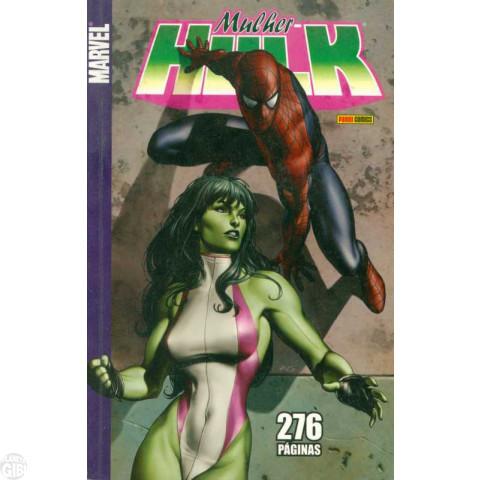Coleção Pocket Panini nº 005 mai/2006 - Mulher-Hulk