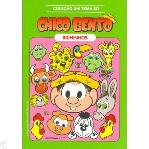 Coleção Um Tema Só [Globo - Edição de Livraria] nº 002 - Chico Bento: Bichinhos