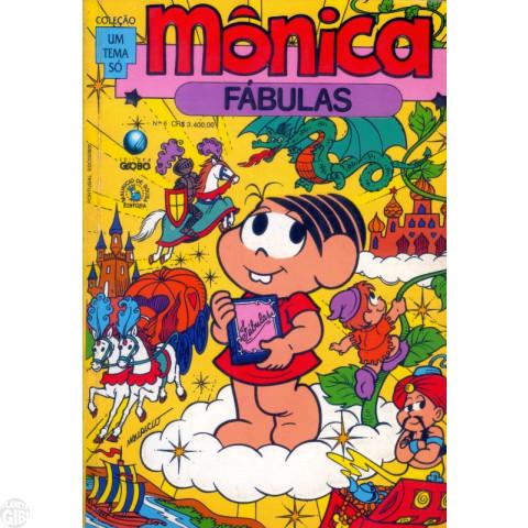 Coleção Um Tema Só [Globo] nº 006 mar/1994 - Mônica Fábulas