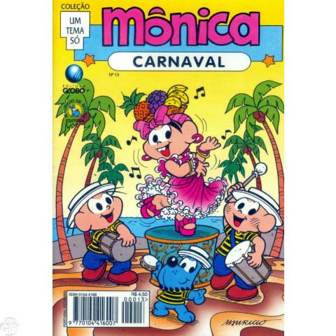 Coleção Um Tema Só [Globo] nº 013 jan/1996 - Carnaval