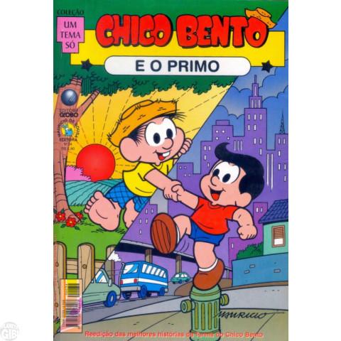 Coleção Um Tema Só [Globo] nº 034 mai/2002 - Chico Bento e o Primo