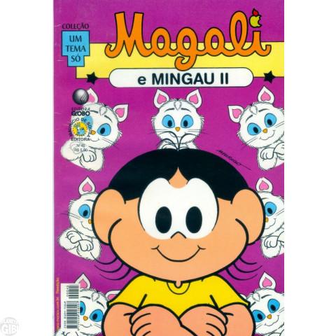 Coleção Um Tema Só [Globo] nº 045 fev/2005 - Magali e Mingau II