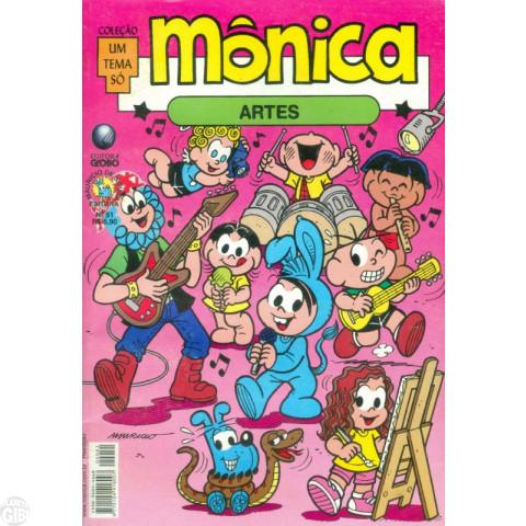 Coleção Um Tema Só [Globo] nº 051 ago/2006 - Mônica Artes