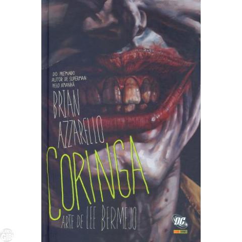 Coringa [Panini - 2ª edição] out/2011 - Capa Dura