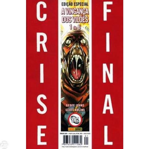 Crise Final Edição Especial nº 001 ago/2009
