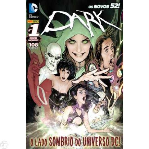 Dark [Panini - 1ª série] nº 001 jul/2012 - Os Novos 52