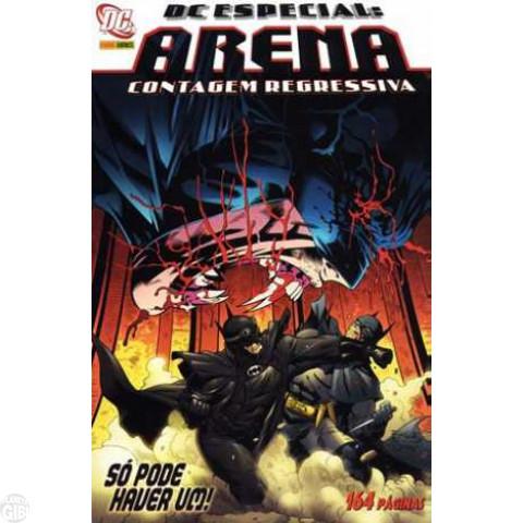 DC Especial: Arena - Contagem Regressiva - 2009