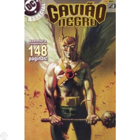 DC Especial [Panini - 1ª série] nº 002 jun/2004 - Gavião Negro