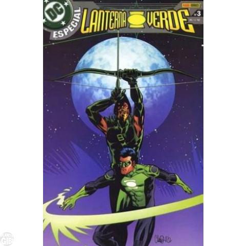 DC Especial [Panini - 1ª série] nº 003 set/2004 - Lanterna Verde