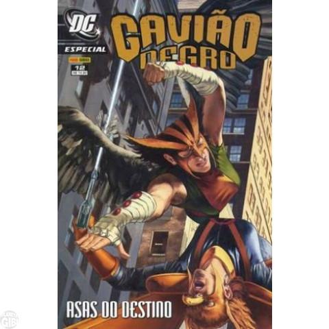 DC Especial [Panini - 1ª série] nº 012 dez/2006 - Gavião Negro: Asas do Destino