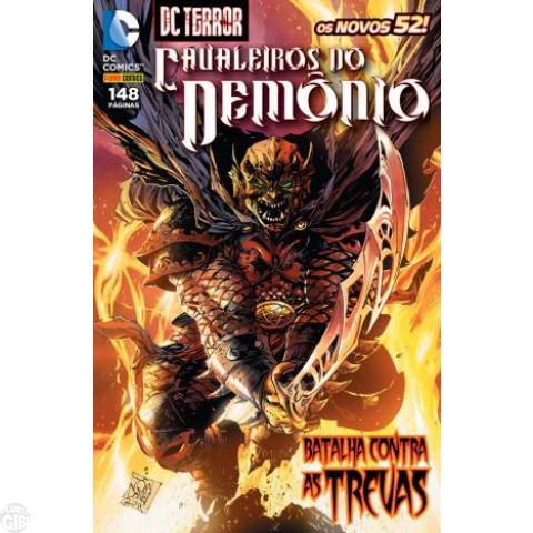 DC Terror nº 001 out/2012 - Cavaleiros do Demônio - Os Novos 52