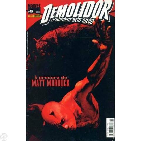 Demolidor [Panini - 1ª série] nº 016 mai/2005