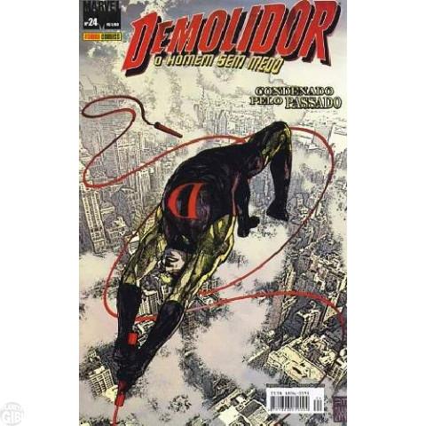 Demolidor [Panini - 1ª série] nº 024 jan/2006