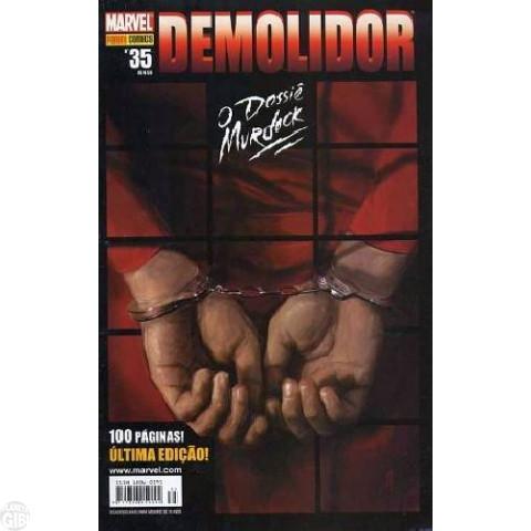 Demolidor [Panini - 1ª série] nº 035 dez/2006