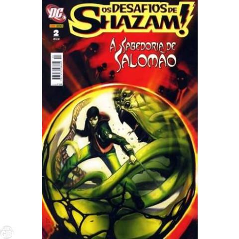 Desafios de Shazam! nº 002 nov/2007