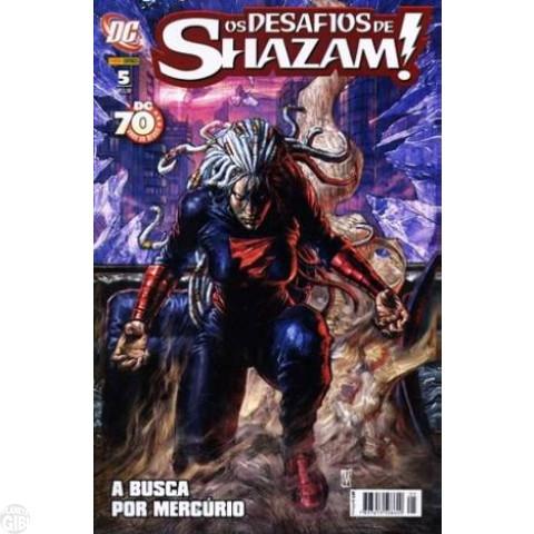 Desafios de Shazam! nº 005 fev/2008
