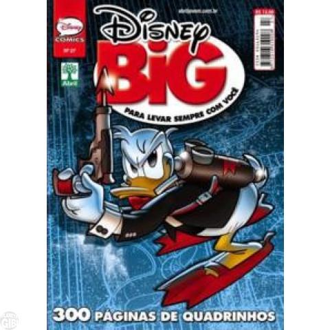 Disney Big nº 027 jun/2014 - DonaldDuplo - Don Rosa