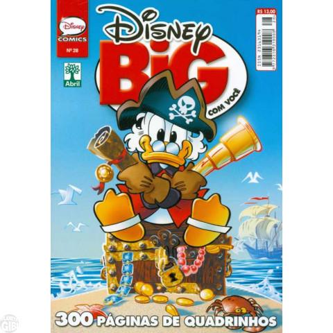 Disney Big nº 028 ago/2014 - DonaldDuplo