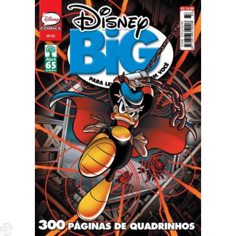 Disney Big nº 033 jul/2015 - DonaldDuplo
