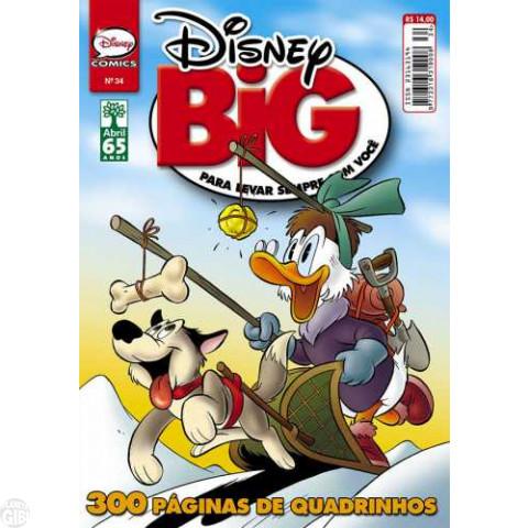 Disney Big nº 034 ago/2015 - DonaldDuplo