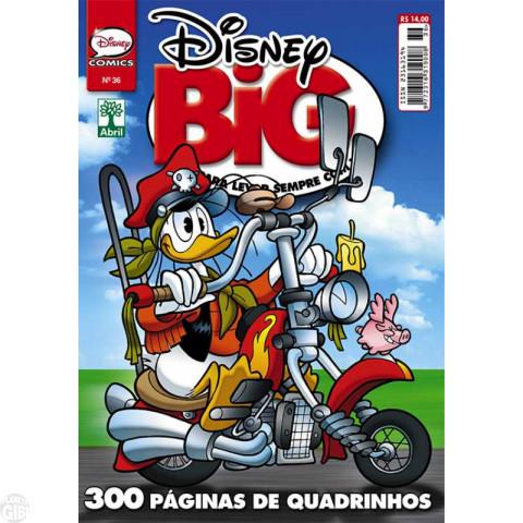 Disney Big nº 036 dez/2015 - DonaldDuplo