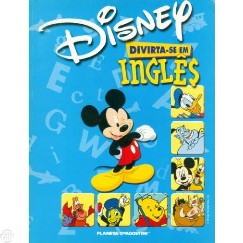 Disney Divirta-se em Inglês - Livro para Crianças de 6 a 12 anos