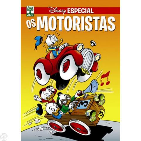 Disney Especial nº 181* jan/2016 - Os Motoristas