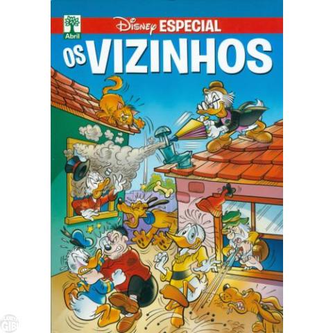 Disney Especial nº 189* set/2016 - Os Vizinhos
