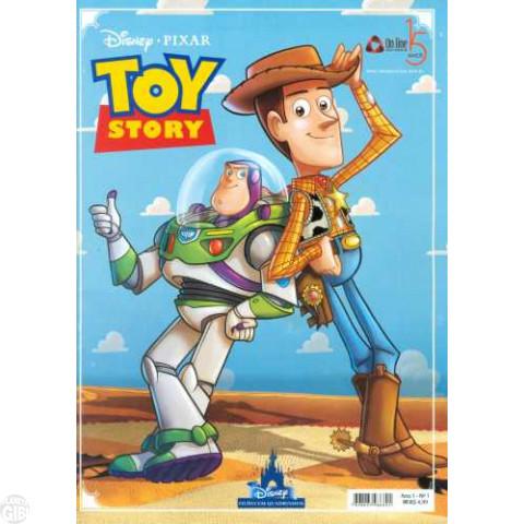 Disney Filmes em Quadrinhos [On Line] nº 001 mai/2010 - Toy Story