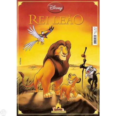 Disney Filmes em Quadrinhos [On Line] nº 011 fev/2011 - Rei Leão