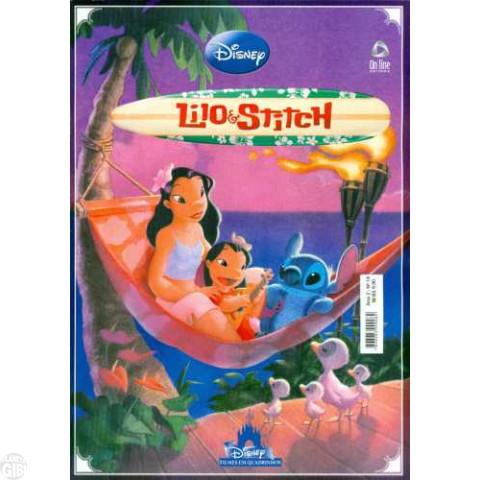 Disney Filmes em Quadrinhos [On Line] nº 014 mai/2011 - Lilo & Stitch