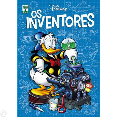 Disney Temático nº 043* mar/2015 - Os Inventores