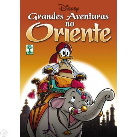 Disney Temático nº 049* set/2015 - Grandes Aventuras no Oriente