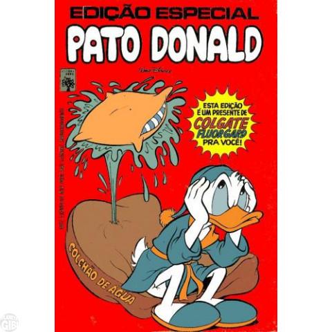 Edição Especial Um Presente de Colgate nº 001 jan/1982 - Pato Donald - Vide Detalhes