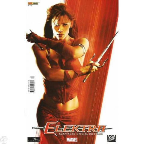 Elektra Adaptação Oficial do Filme [Panini - 1ª série] jan/2005